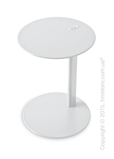 Стол Calligaris Tender, Multifunctional coffe table, Metal matt optic white