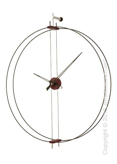 Часы настенные Nomon Barcelona Wall Clock, Wenge
