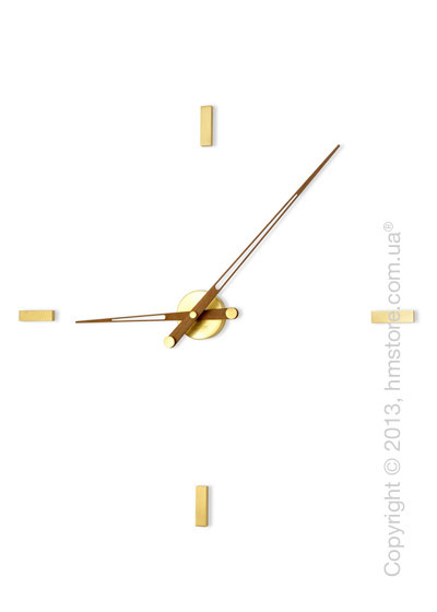 Часы настенные Nomon Tacon 4 Gold N Wall Clock