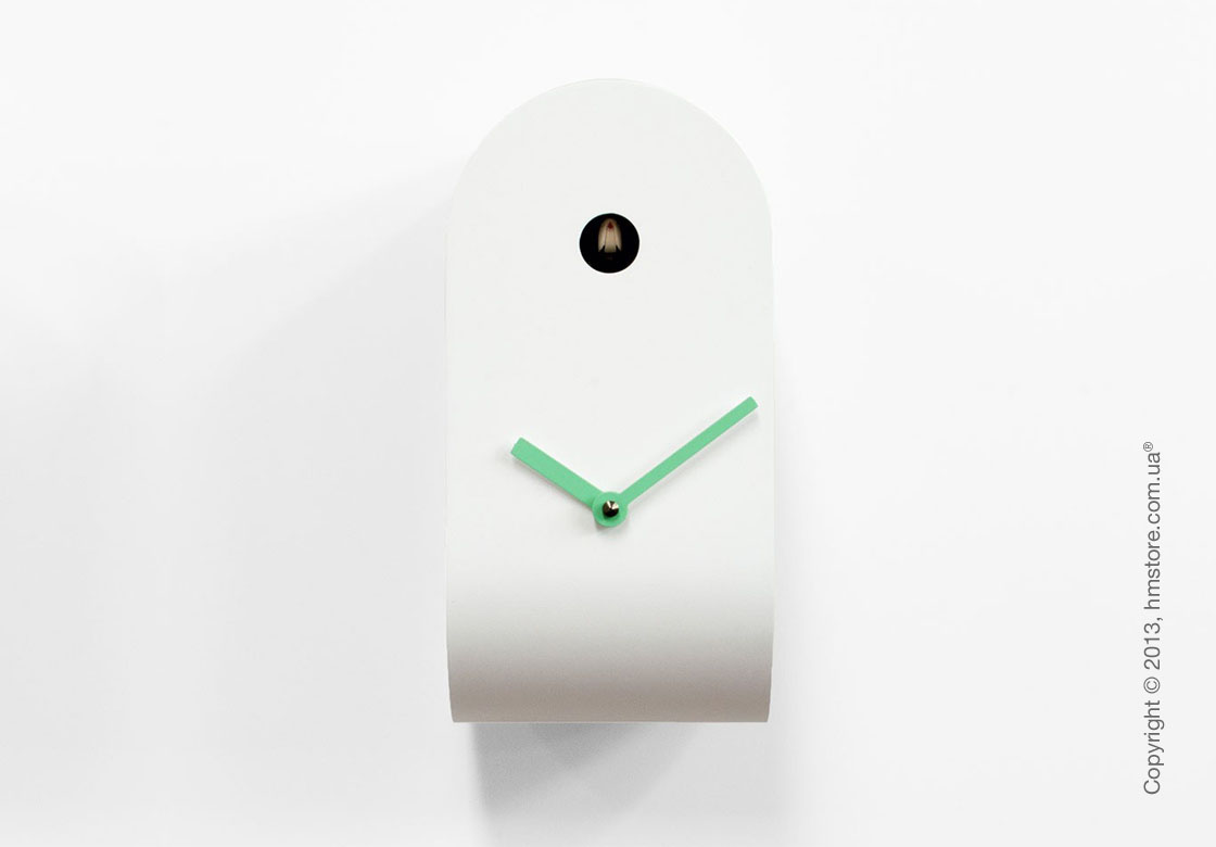 Часы настенные Progetti Pared Cucupola Wall Clock, Green