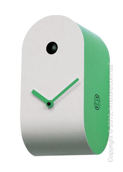 Часы настенные Progetti Pared Cucupola Wall Clock, Green