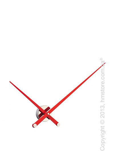 Часы настенные Nomon Axioma l Wall Clock, Red