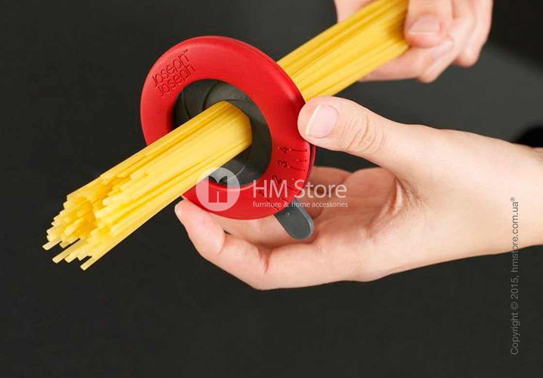 Порционный дозатор для спагетти Joseph Joseph Spaghetti measurer, Grey