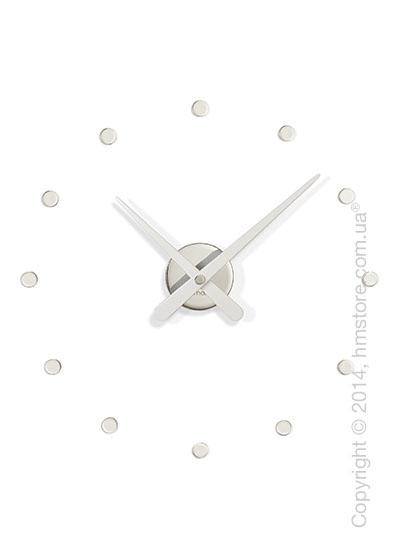 Часы настенные Nomon Rodon Mini L Wall Clock, White