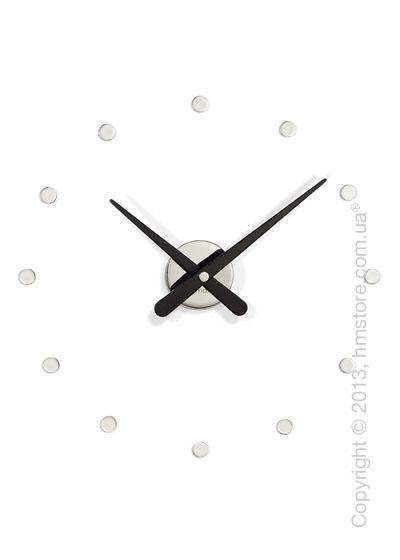 Часы настенные Nomon Rodon Mini L Wall Clock, Black