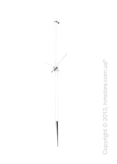 Часы настенные Nomon Pendulo I Steel Wall Clock