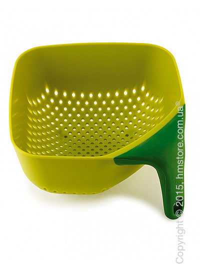 Дуршлаг Joseph Joseph Medium Square Colander, Green