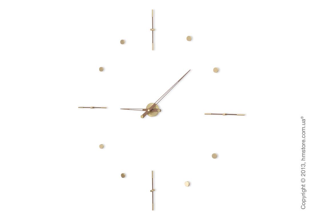Часы настенные Nomon Mixto Gold N Wall Clock