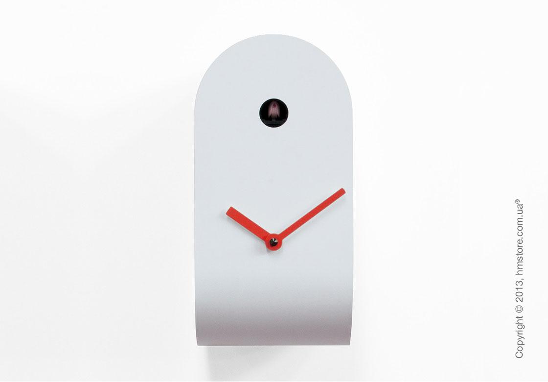 Часы настенные Progetti Pared Cucupola Wall Clock, Red