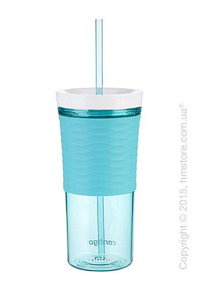 Стакан для воды Contigo Shake & Go, Ocean 530 мл