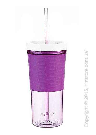 Стакан для воды Contigo Shake & Go, Lilac 530 мл