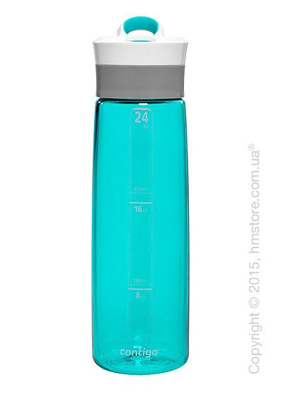 Бутылка спортивная Contigo Grace Water Bottle, Ocean 750 мл