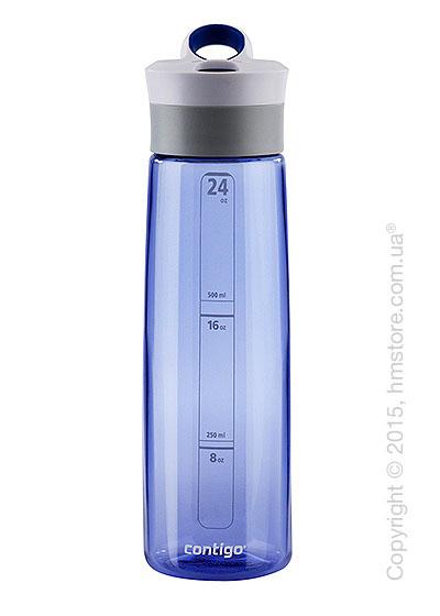 Бутылка спортивная Contigo Grace Water Bottle, Cobalt blue 750 мл