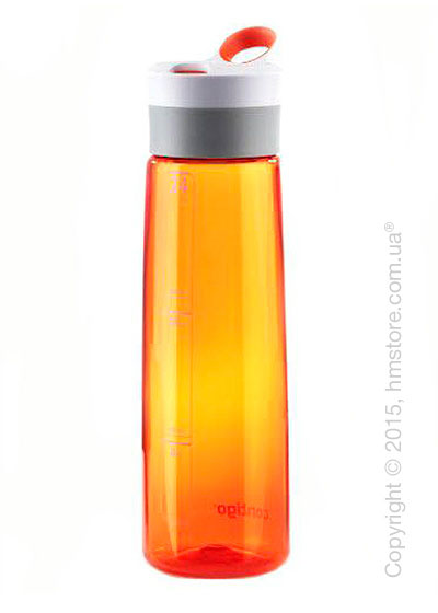 Бутылка спортивная Contigo Grace Water Bottle, Tangerine 750 мл