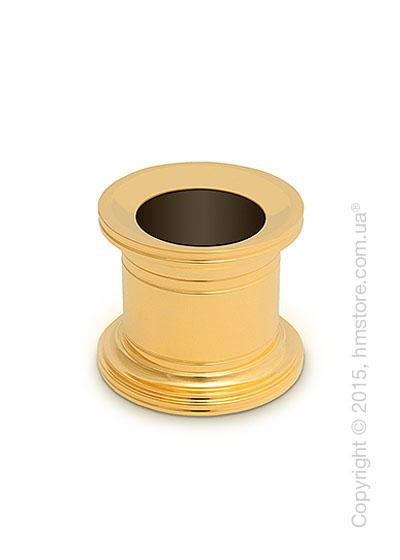 Подставка для скрепок El Casco коллекция 23 K Gold Plated
