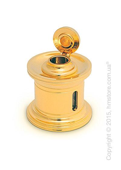 Чернильница El Casco коллекция 23 K Gold Plated