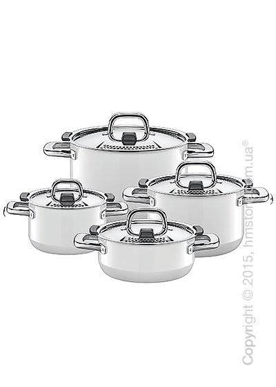 Набор посуды Silit, серия Nature, коллекция Nature White