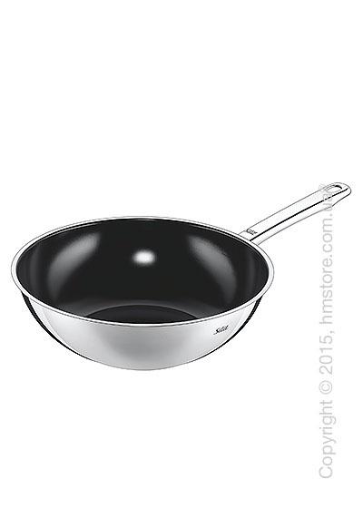 Сковорода Вок Silit, серия Wuhan 28 см