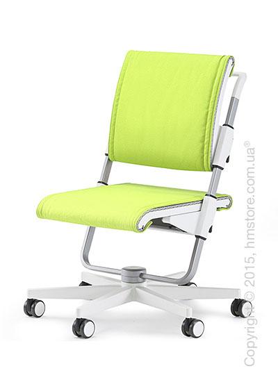 Детское компьютерное кресло moll Scooter 15, White-Green
