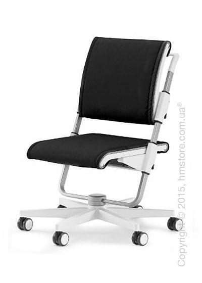Детское компьютерное кресло moll Scooter 15, White-Black