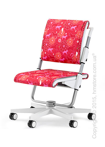 Детское компьютерное кресло moll Scooter 15, White-Wonderland