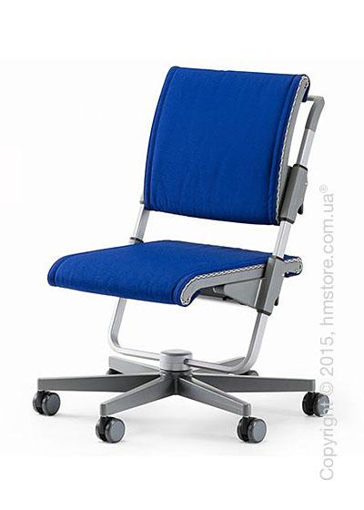 Детское компьютерное кресло moll Scooter 15, Grey-Blue