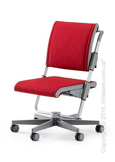 Детское компьютерное кресло moll Scooter 15, Grey-Red