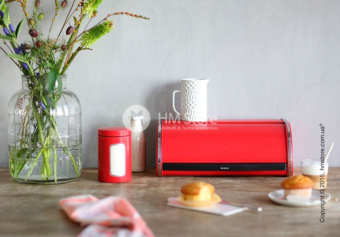 Хлебница Brabantia Roll Top Bread Bin