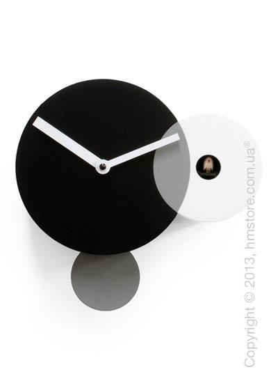 Часы настенные Progetti Pared Kandinsky Wall Clock, Black and White