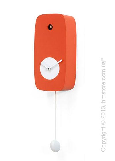 Часы настенные Progetti Pared 4Stagion Wall Clock, Red
