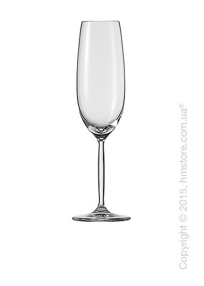 Набор бокалов для шампанского Schott Zwiesel Diva Living 220 мл на 6 персон