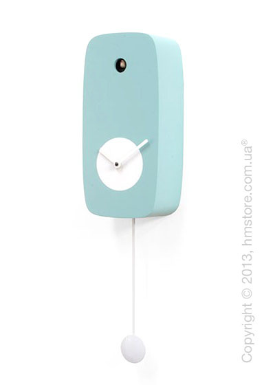 Часы настенные Progetti Pared 4Stagion Wall Clock, Blue