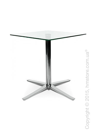 Стол Wagner W-Table Beistelltisch 500х500 мм, Матовое стекло