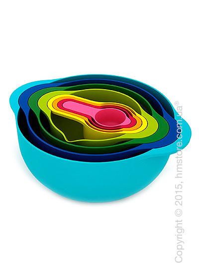 Набор емкостей для приготовления Joseph Joseph Nest 8, Multi Colour