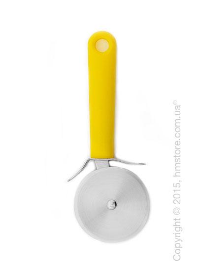 Нож для пиццы Brabantia Pizza Cuter Tasty Colours, Yellow