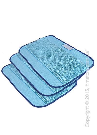 Комплект из 3-х салфеток для влажной уборки для iRobot Braava 320-й, 380-й  и 390-й серии