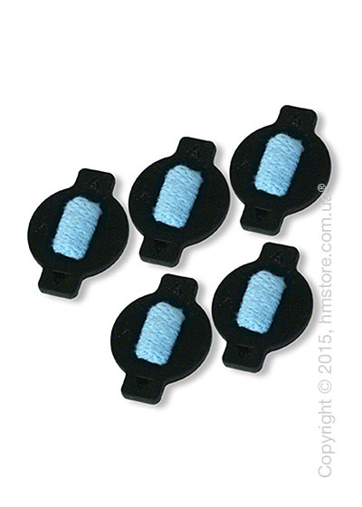 Комплект из 5-ти дозаторов для iRobot Braava 320-й, 380-й серии