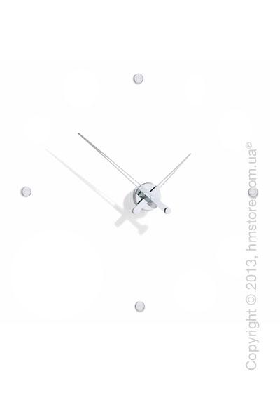 Часы настенные Nomon Rodon 4 I Wall Clock, Steel