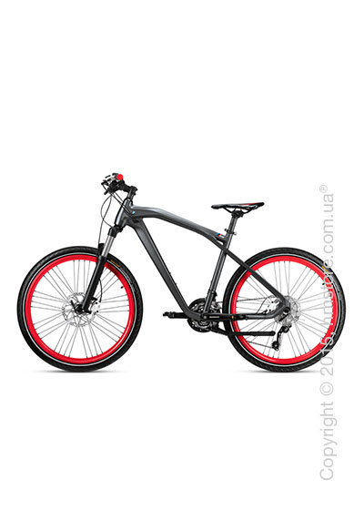 Велосипед BMW Cruise M-Bike (L), Anthracite and Red