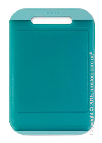 Разделочная доска Brabantia Cutting Board Large Tasty Colours, Mint