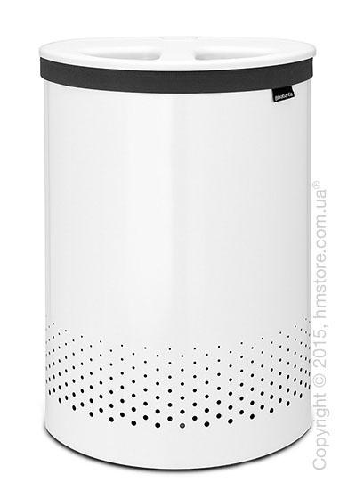 Бак для белья Brabantia Laundry Bin Selector 55 л, White