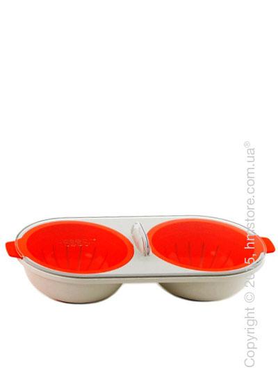 Набор для приготовления яиц пашот в микроволновке Joseph Joseph M-Cuisine Egg Poacher