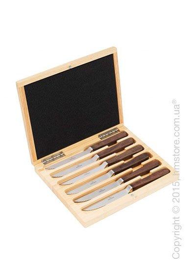 Набор ножей для стейка Villeroy & Boch коллекция Texas Steakmesser Set на 6 персон, 6 предметов