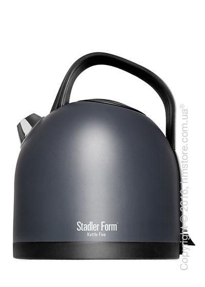Чайник электрический Stadler Form Kettle Five, Black