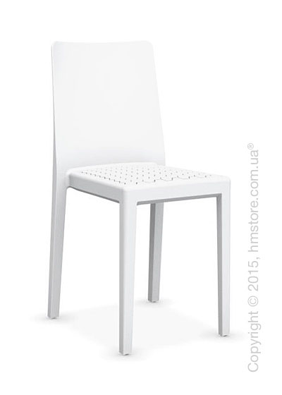 Стул Calligaris MS4 Polypropylene chair, Matt optic white