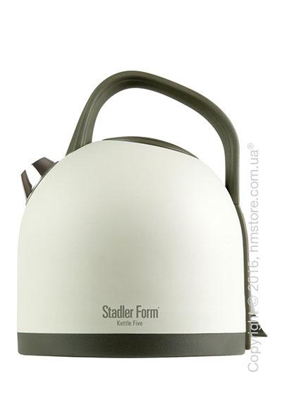 Чайник электрический Stadler Form Kettle Five, White