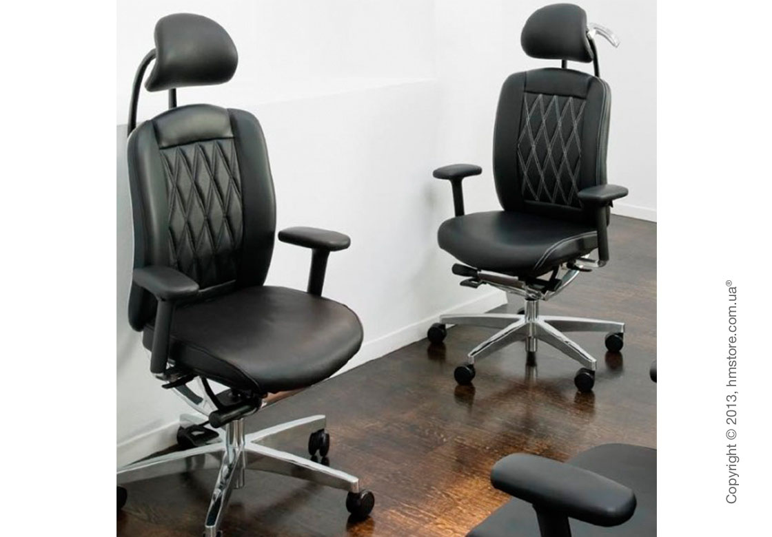 Кресло Wagner AluMedic Limited S, Black
