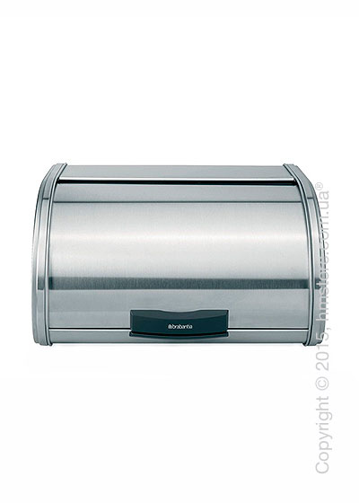 Хлебница Brabantia Storage Touch Bin Medium, Matt Steel
