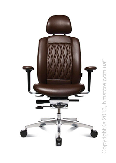 Кресло Wagner AluMedic Limited S Comfort, Dark Brown