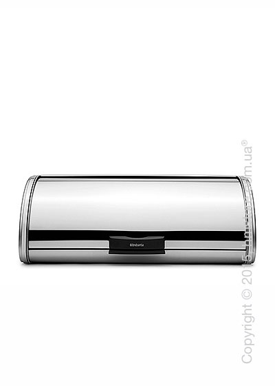 Хлебница Brabantia Storage Touch Bin, Matt Steel